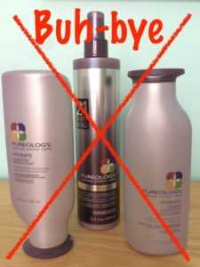 Why I Switched From Pureology To Using MONAT Hair Products